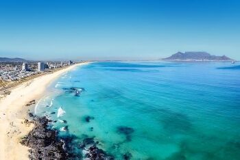 Blouberg, Cape Town, Table Mountain
