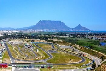 Killarney Race Track, Tableview, Cape Town
